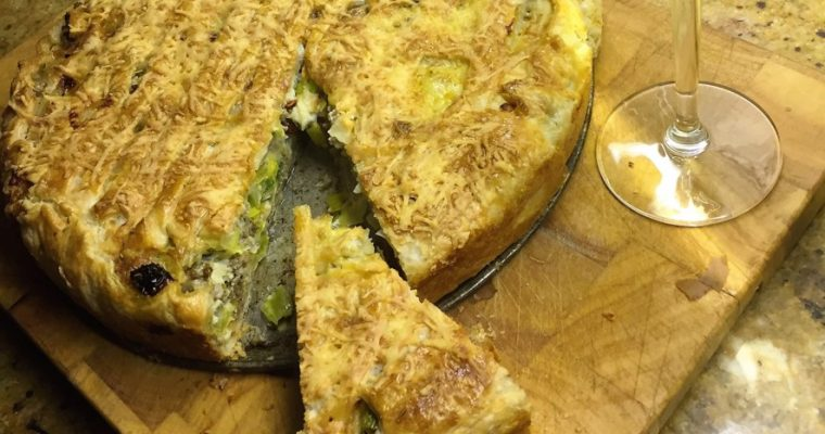 Smugglers Quiche